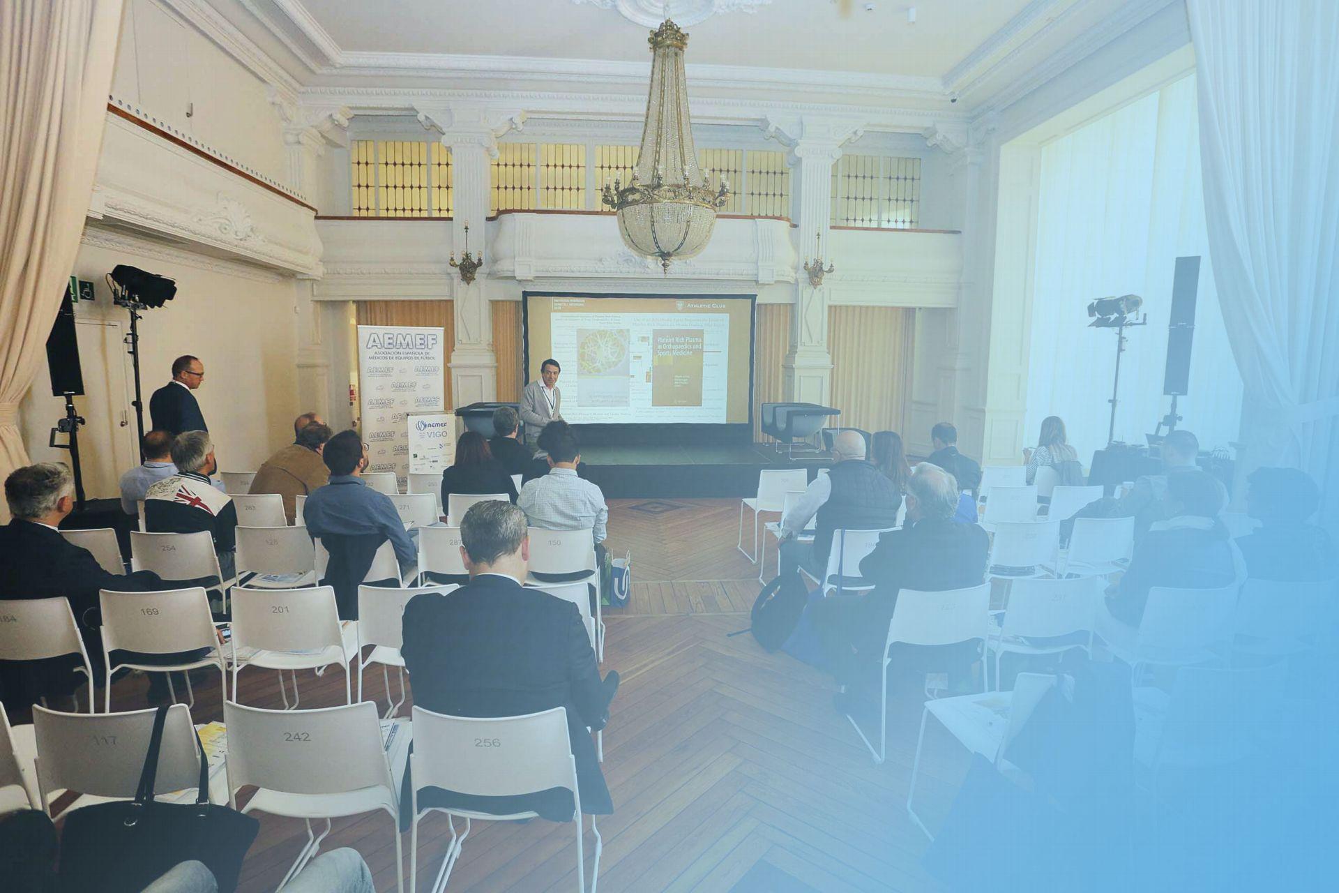 Salon regio seminario charla